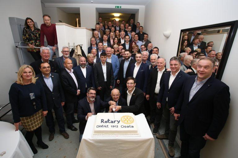 Susret splitskih rotarijanaca - Rotary Club Split Novi
